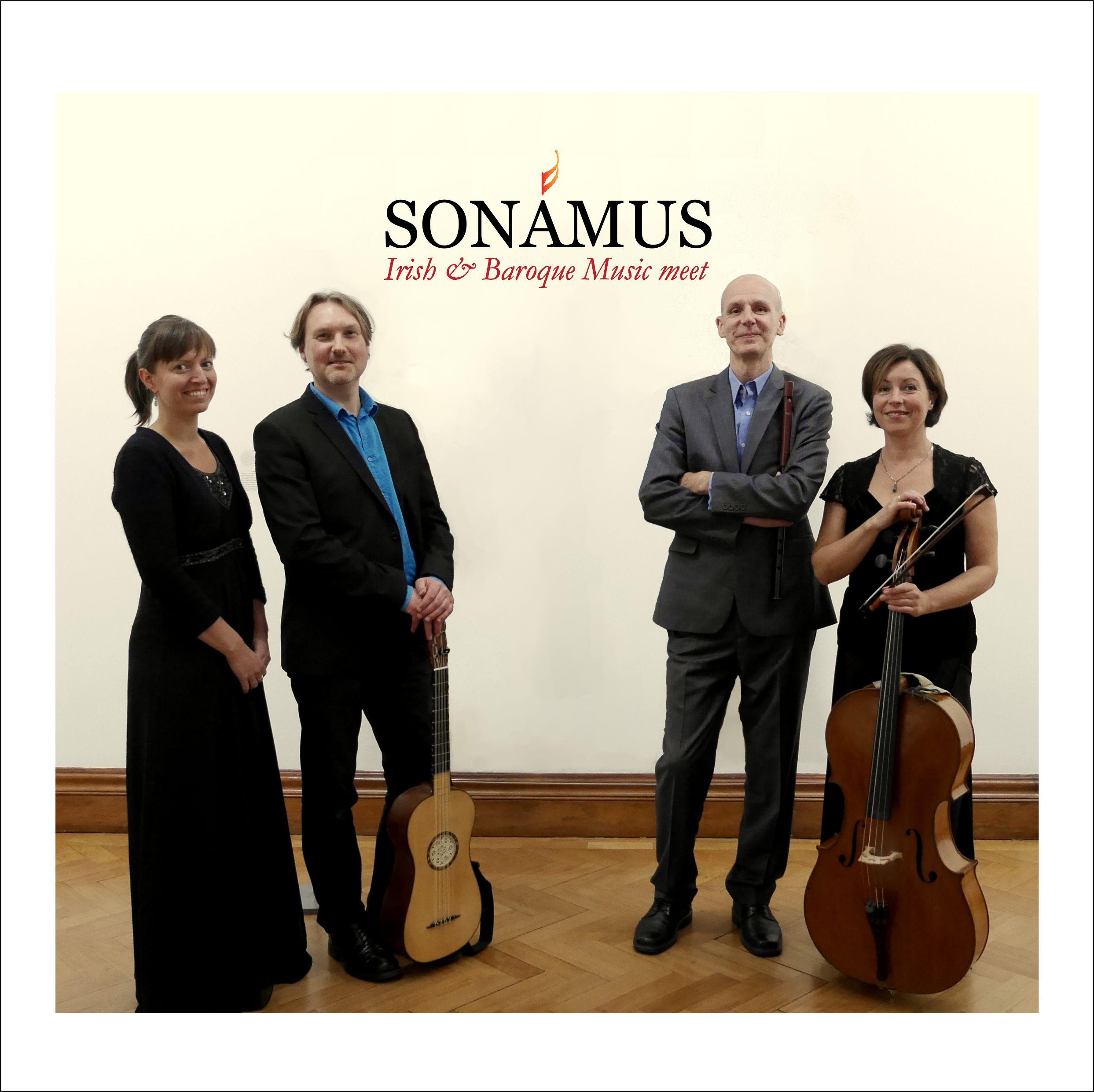 Group with Sonamus logo